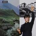 アバドのメンデルスゾーン/交響曲第3番「スコットランド」& 第4番「イタリア」 英DECCA 3109 LP レコード