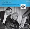 ナイ&ヘルシャーのベートーヴェン/チェロソナタ第5番ほか  独TELEFUNKEN 3109 LP レコード