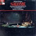 【未開封】カラヤンのR.シュトラウス/「サロメ」 独EMI 3109 LP レコード