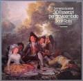 スコット・ロスのスカルラッティ/チェンバロのための30の練習曲集 独TELEFUNKEN 3109 LP レコード