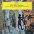 カラヤンのJ.シュトラウス2世/「美しく青きドナウ」ほか 独DGG 3110 LP レコード