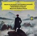 ポリーニのシューベルト/幻想曲「さすらい人」ほか 独DGG 3110 LP レコード