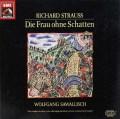 サヴァリッシュのR.シュトラウス/「影のない女」 独EMI 3110 LP レコード