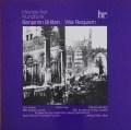 インバルのブリテン/戦争レクイエム 独HR 3110 LP レコード