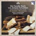 ゲーベル&ムジカ・アンティクヮ・ケルンの「ヨハン・セバスチャン以前のバッハ・ファミリー」 独ARCHIV 3110 LP レコード