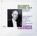 【未開封】 フルトヴェングラーのベートーヴェン/交響曲第9番 独Dacapo 3110 LP レコード