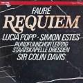 デイヴィスのフォーレ/レクイエム 蘭PHILIPS 3111 LP レコード