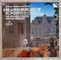 ピノックのバッハ/ブランデンブルク協奏曲全曲 独ARCHIV 3111 LP レコード