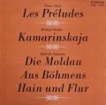 ノイマンのスメタナ/「モルダウ」ほか 独ETERNA 3111 LP レコード