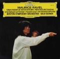 小澤のラヴェル/亡き王女のためのパヴァーヌほか 独DGG 3112 LP レコード