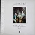 レオンハルトのバッハ/ゴルトベルク変奏曲 独TELEFUNKEN 3112 LP レコード