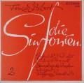 サヴァリッシュのシューベルト/交響曲第3&4番 独ETERNA 3112 LP レコード