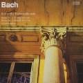 シャフランのバッハ/無伴奏チェロ組曲第1&2番 独ETERNA 3112 LP レコード