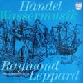レッパードのヘンデル/水上の音楽 蘭PHILIPS 3112 LP レコード