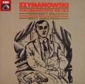クルカ&マクシミウクのシマノフスキ/ヴァイオリン協奏曲第1&2番 独EMI 3112 LP レコード