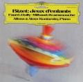 コンタルスキー兄弟のビゼー/子供の遊びほか 独DGG 3113 LP レコード
