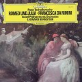 バーンスタインのチャイコフスキー/「ロミオとジュリエット」ほか  独DGG 3113 LP レコード