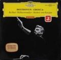 【赤ステレオ・オリジナル盤】カラヤンのベートーヴェン/交響曲第3番「英雄」 独DGG 3113 LP レコード