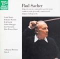 ザッヒャーのバルトーク/弦楽のためのディヴェルティメントほか 仏ERATO 3113 LP レコード