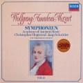 ホグウッドのモーツァルト/交響曲集 Vol.6 独DECCA 3113 LP レコード