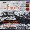 カラヤンのプッチーニ/「ボエーム」全曲  独DECCA 3113 LP レコード