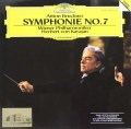 カラヤンのブルックナー/交響曲第7番 独(?)DGG 3114 LP レコード