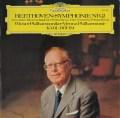 ベームのベートーヴェン/交響曲第2番ほか 独DGG 3114 LP レコード