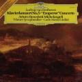 ミケランジェリ&ジュリーニのベートーヴェン/ピアノ協奏曲第5番「皇帝」 独DGG 3114 LP レコード