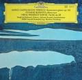 S.ベーレント&NCRVヴォーカル・アンサンブルのカステルヌオーヴォ=テデスコ/ロマンセ・ヒターノ(1951)ほか 独DGG 3114 LP レコード