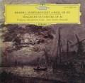 シュナイダーハン&シュタルケルのブラームス/二重協奏曲 独DGG 3114 LP レコード