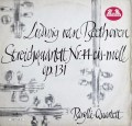 バリリ四重奏団のベートーヴェン/弦楽四重奏曲第14番 独HELIODOR 3114 LP レコード