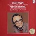 ブレンデル&ハイティンクのベートーヴェン/ピアノ協奏曲第4番 蘭PHILIPS 3114 LP レコード