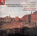 【オリジナル盤】 プレヴィンのハイドン/交響曲「驚愕」&「ロンドン」 英EMI 3114 LP レコード