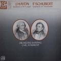 シューリヒトのシューベルト/交響曲「未完成」ほか 仏ERATO 3114 LP レコード