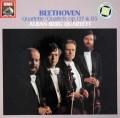アルバン・ベルク四重奏団のベートーヴェン/弦楽四重奏曲第12&16番  独EMI 3115 LP レコード
