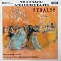 【オリジナル盤】ボスコフスキーのJ.シュトラウス2世/「千夜一夜物語」ほか 英DECCA 3115 LP レコード