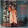 ブリテンの自作自演/歌劇「燃える炉」 英DECCA 3115 LP レコード