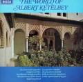 シャープレスのケテルビー/「ペルシャの市場」ほか作品集 英DECCA 3115 LP レコード