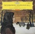 【赤ステレオ】ムラヴィンスキーのチャイコフスキー/交響曲第6番「悲愴」  独DGG 3115 LP レコード