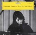【オリジナル盤】 アルゲリッチのショパン/ピアノソナタ第3番ほか 独DGG 3115 LP レコード