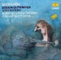 ティルソン・トーマスのストラヴィンスキー/「春の祭典」ほか 独DGG 3115 LP レコード