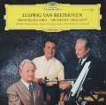 ケンプ、シェリング&フルニエのベートーヴェン/ピアノ三重奏曲第7番「大公」 独DGG 3115 LP レコード