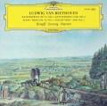 ケンプ、シェリング&フルニエのベートーヴェン/ピアノ三重奏曲第5番「幽霊」 独DGG 3115 LP レコード