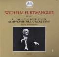 フルトヴェングラーのベートーヴェン/交響曲第5番「運命」 独HELIODOR 3115 LP レコード