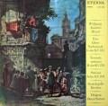 スイトナーのモーツァルト/アイネ・クライネ・ナハトムジークほか   独ETERNA  3115 LP レコード