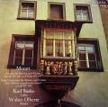 ズスケ&オルベルツのモーツァルト/ヴァイオリンソナタ集 独ETERNA 3115 LP レコード