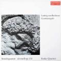 ズスケ四重奏団のベートーヴェン/弦楽四重奏曲第14番 独ETERNA 3115 LP レコード