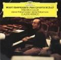 グルダ&アバドのモーツァルト/ピアノ協奏曲第25&27番 独DGG 3116 LP レコード