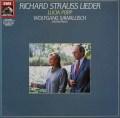 ポップ&サヴァリッシュのR.シュトラウス歌曲集 独EMI 3116 LP レコード