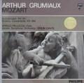 グリュミオー&デイヴィスのモーツァルト/ヴァイオリン協奏曲第2番ほか 蘭PHILIPS 3116 LP レコード